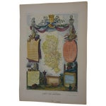 Image of Levasseur Antique Province Of France Map