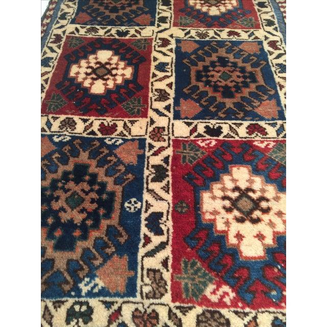 """Persian Tribal Yalameh Rug - 1'7"""" X 2'5"""" - Image 2 of 3"""