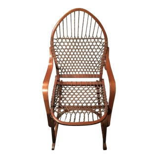 Tubbs Snow Shoe Rocker Chair