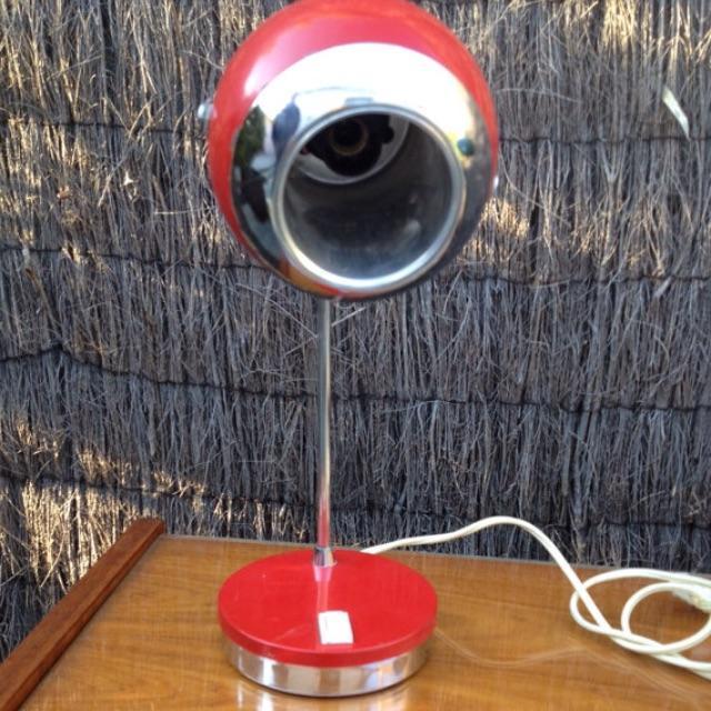 Mid-Century French Eyeball Desk Lamp - Image 3 of 5
