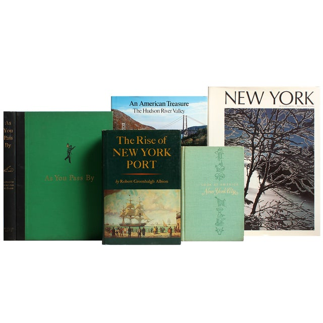 New York Landscapes Books - Set of 16 - Image 2 of 2