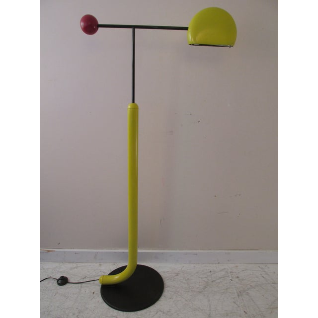 Vintage Floor Lamp by Toshiyuki Kita - Image 2 of 11