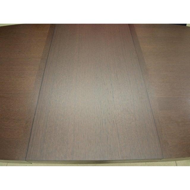 Calligaris Italian Hardwood Dining Table - Image 3 of 4