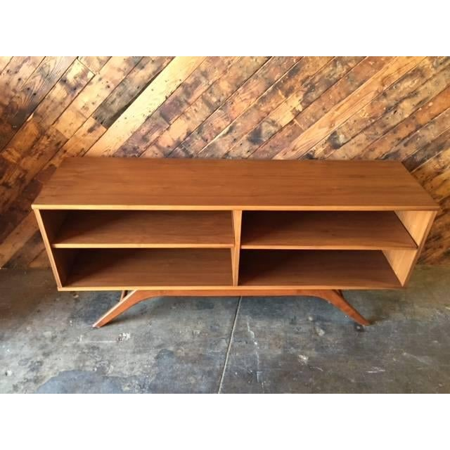 Mid-Century Console Table - Image 4 of 4