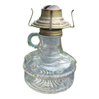 Eagle Kerosene Lamp Base