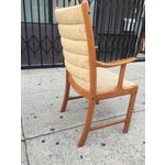 Image of Danish Modern Teak Dining Chairs - Set of 6
