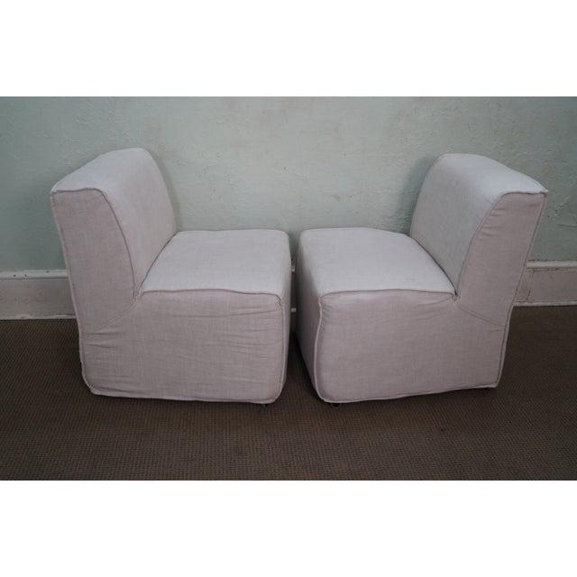 Image of Restoration Hardware Bruno Side Chairs - Set of 4