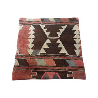 Antique Tribal Kilim Pillow Cover