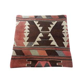 Antique Tribal Kilim Pillow Cover