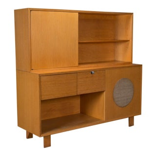 George Nelson for Herman Miller Stereo Cabinet