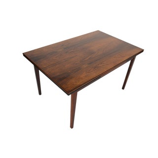 Sejling Brazilian Rosewood Draw Leaf Dining Table