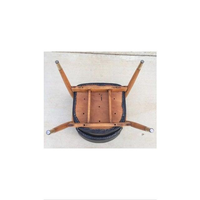 Mid-Century Modern Gunlocke Chair - Image 5 of 6