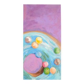 MMMM M&m Signed Original Donut Painting