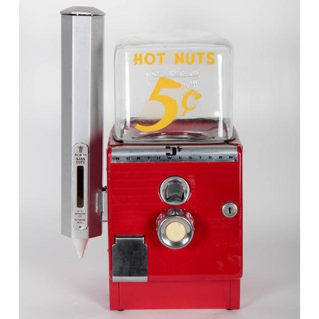 Northwestern Hot Nut Dispenser - Image 3 of 6