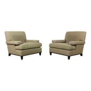 Lea Occasional Upholstered Chairs - A Pair