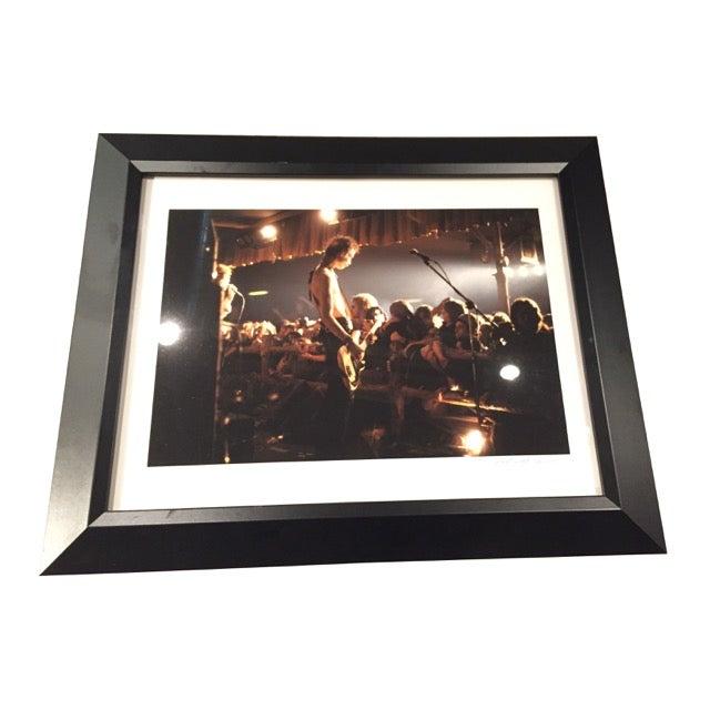 Image of Framed Sex Pistols Silver Gelatin Print