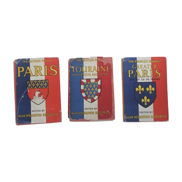 The People's France - Set of Three Volumes - Image 1 of 10