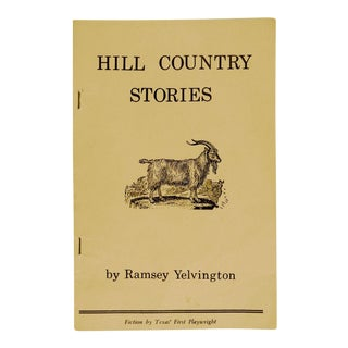 Hill Country Stories by Ramsey Yelvington