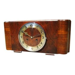 Art Deco coat watch by Junghans