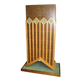 Bruce Volz Architectural Studio Craftsman Cabinet