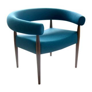 Nanna + Jørgen Ditzel Ring Chair for Getama