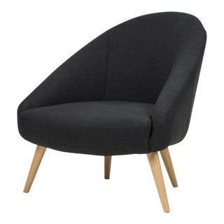 Sarreid LTD Black 'Billionaire' Chair