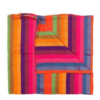 Rainbow Safi Pillow Cases - A Pair
