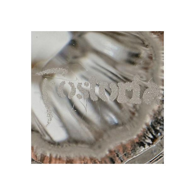 1960's Silver-Accented Wine Glasses - Set of 11 - Image 4 of 4