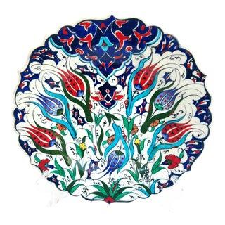 Turkish İznik Plate