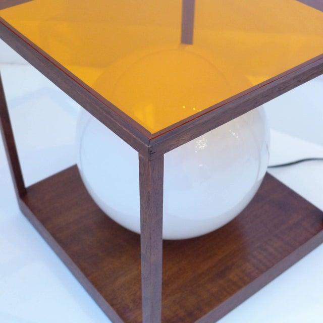 Quadrus Light Table by Paul Mayen for Habitat - Image 9 of 11