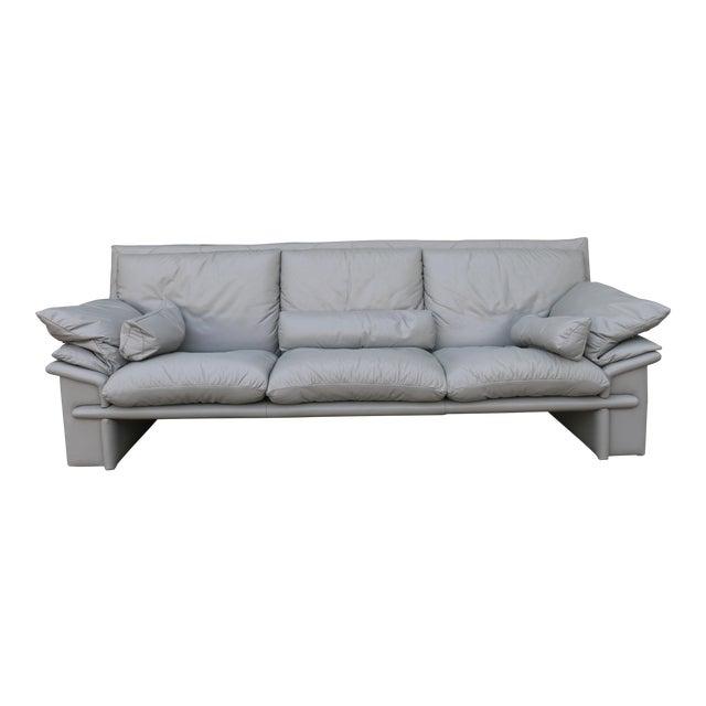 Nicoletti Italian Leather Sofa - Image 1 of 11