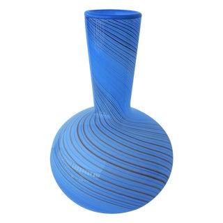 Vintage Hand Blown Globe Vase