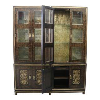 Mastercraft Display Cabinet