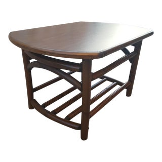 Vintage Bamboo Bentwood Table