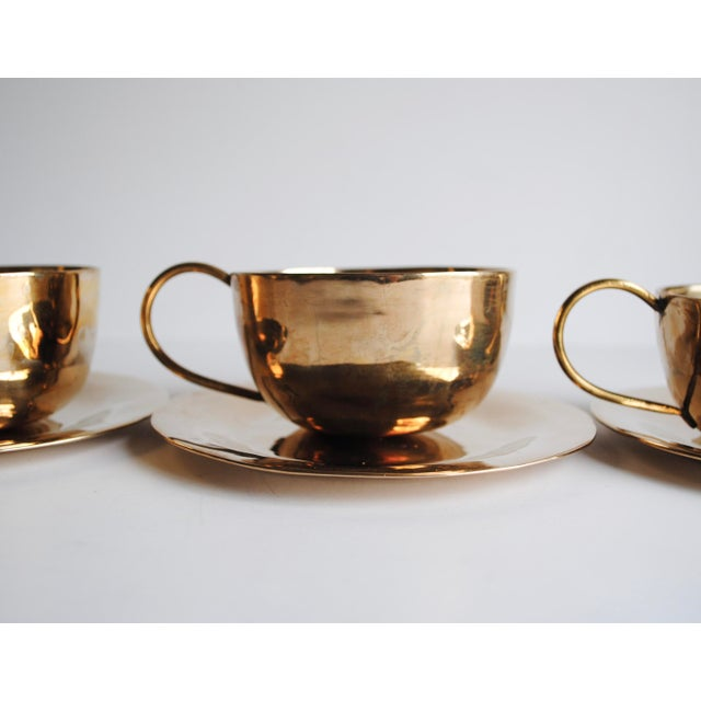 Vintage Cups & Saucers - Set of 6 - Image 5 of 5