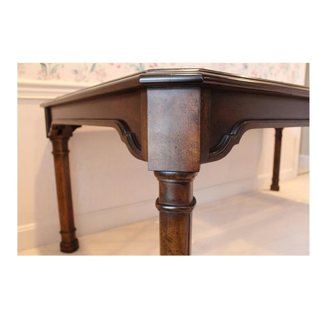 Image of Century Furniture French Country Dining Table