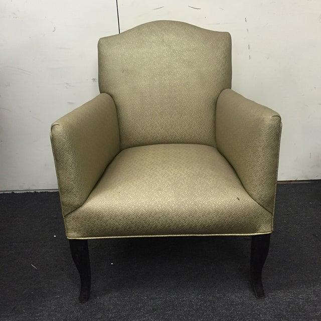Image of Avocado Green Armchair