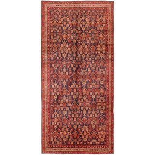 "Mahal Vintage Persian Rug, 4'8"" x 9'11"""