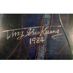 """Image of Ting Shoa Kuang Vintage """"The Offering"""" Lithograph"""