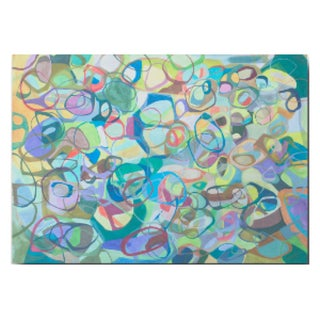 Abstract Contemporary Painting - Chakralicious
