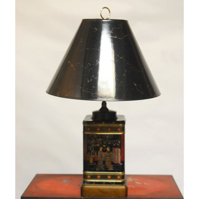 Image of Tea Canister Table Lamp by Frederick Cooper