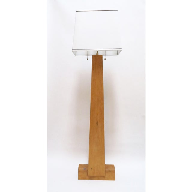 Image of Martin & Brockett Notch Floor Lamp