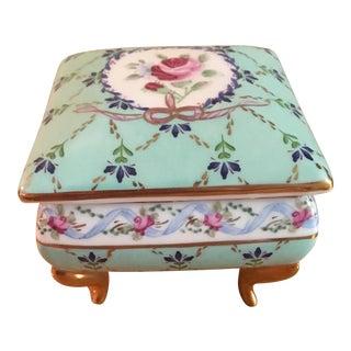 Georgian Style Trinket Box