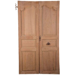 Pair of 18th Century French Interior Doors