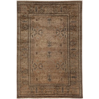 """Ziegler Hand Knotted Area Rug - 6'2"""" X 9'0"""""""