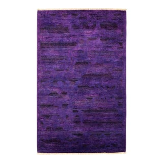 """Vibrance Hand Knotted Area Rug - 3' 1"""" x 4' 10"""""""