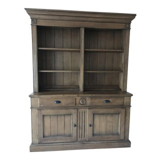 Ethan Allen Country Cottage Duncan Hutch & Buffet