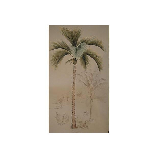 Mid-Century Tropical Wallpaper Roll - Image 3 of 7