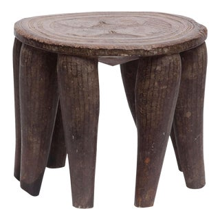 Nigerian Tribal Stool