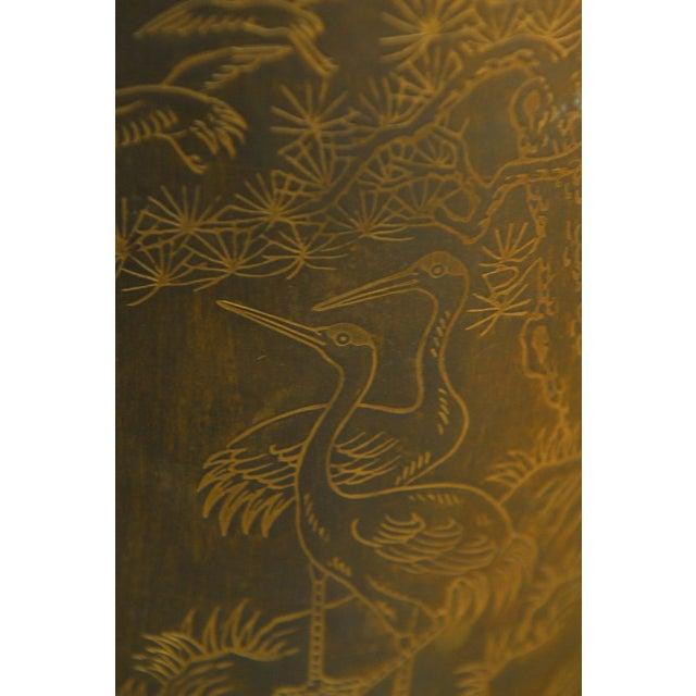 Brass Shrewsbury Tea Caddy Lamp - Image 6 of 6